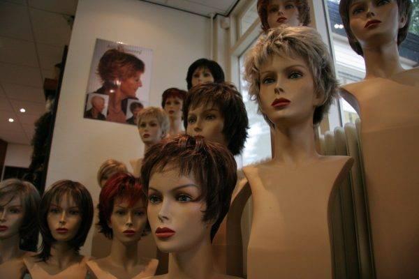 Op maat gemaakte haarwerken van Hairmasters