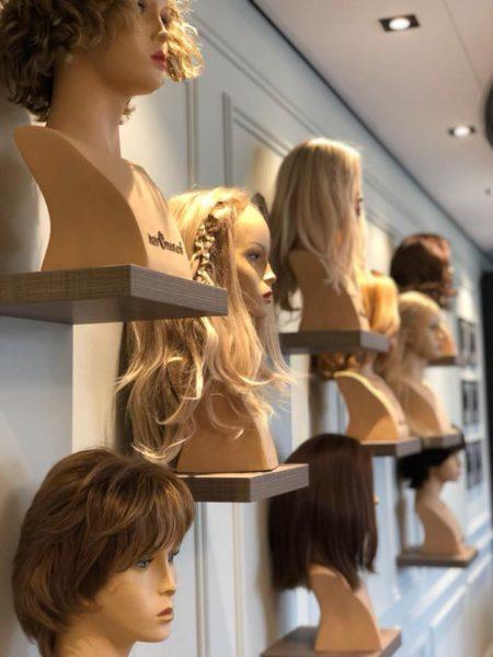 Pruiken van Hairmasters